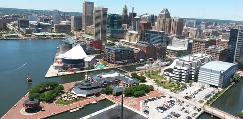 Baltimore Inner Harbor For Mobile